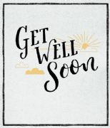 Hope You Get Well Soon Card